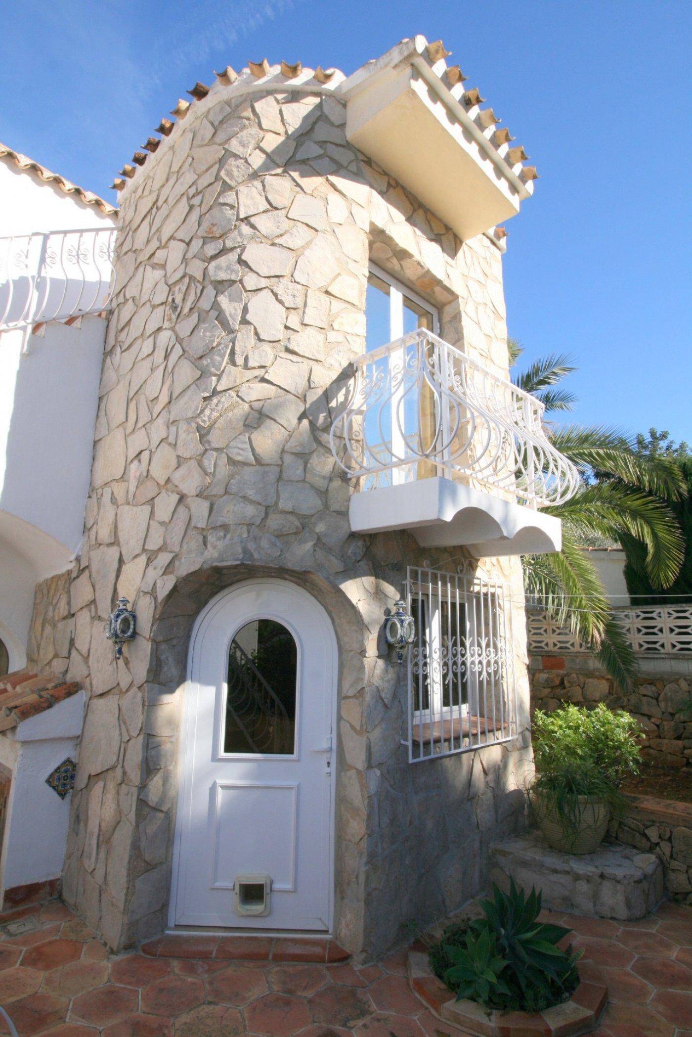 Villa in Denia Santa Lucia