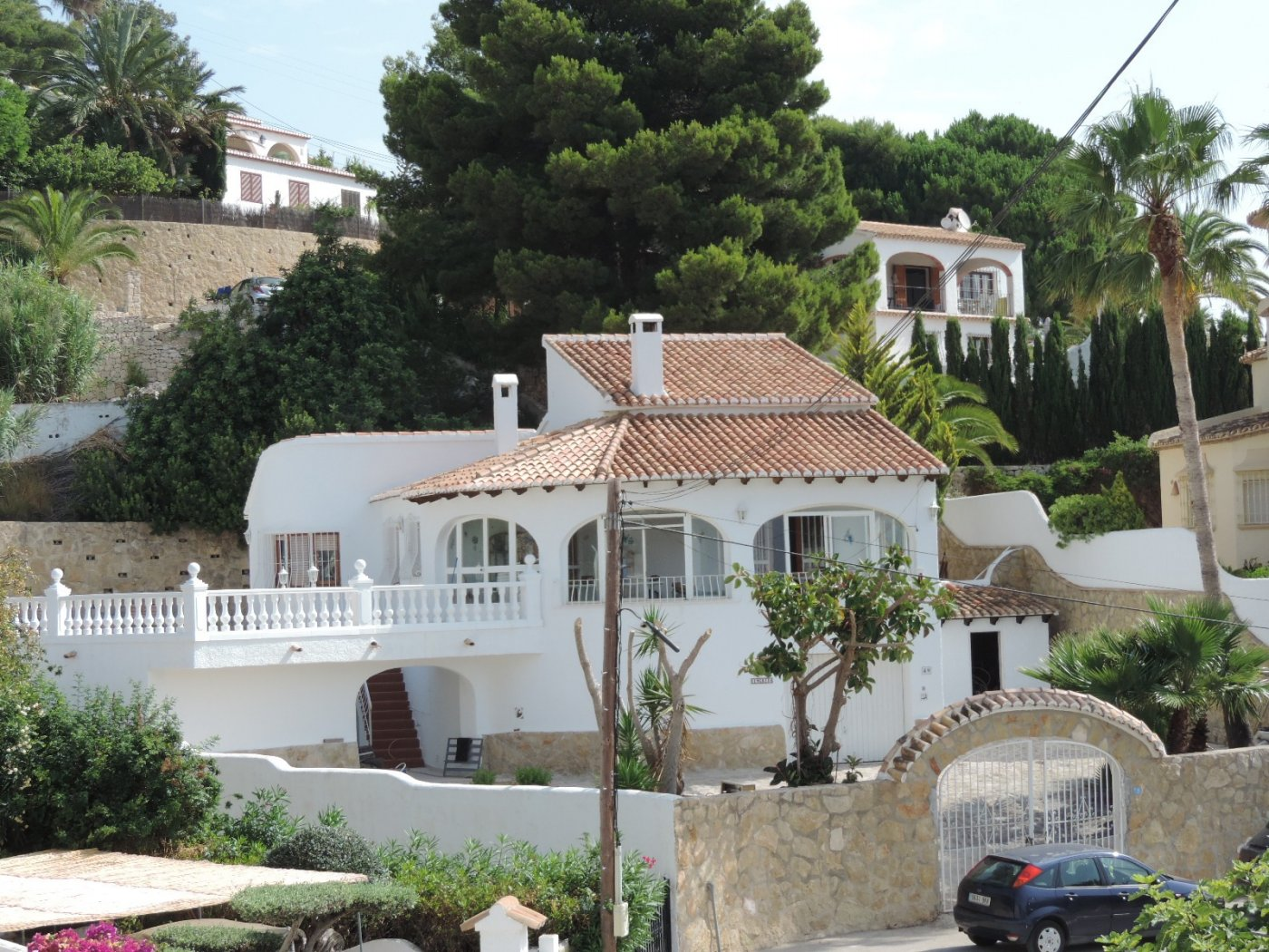 Villa - Ready To Move And Live - Fustera - Benissa