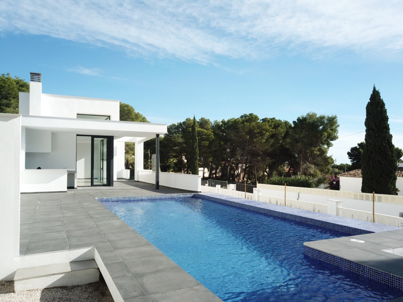 Villa - New Construction - Fustera - Benissa