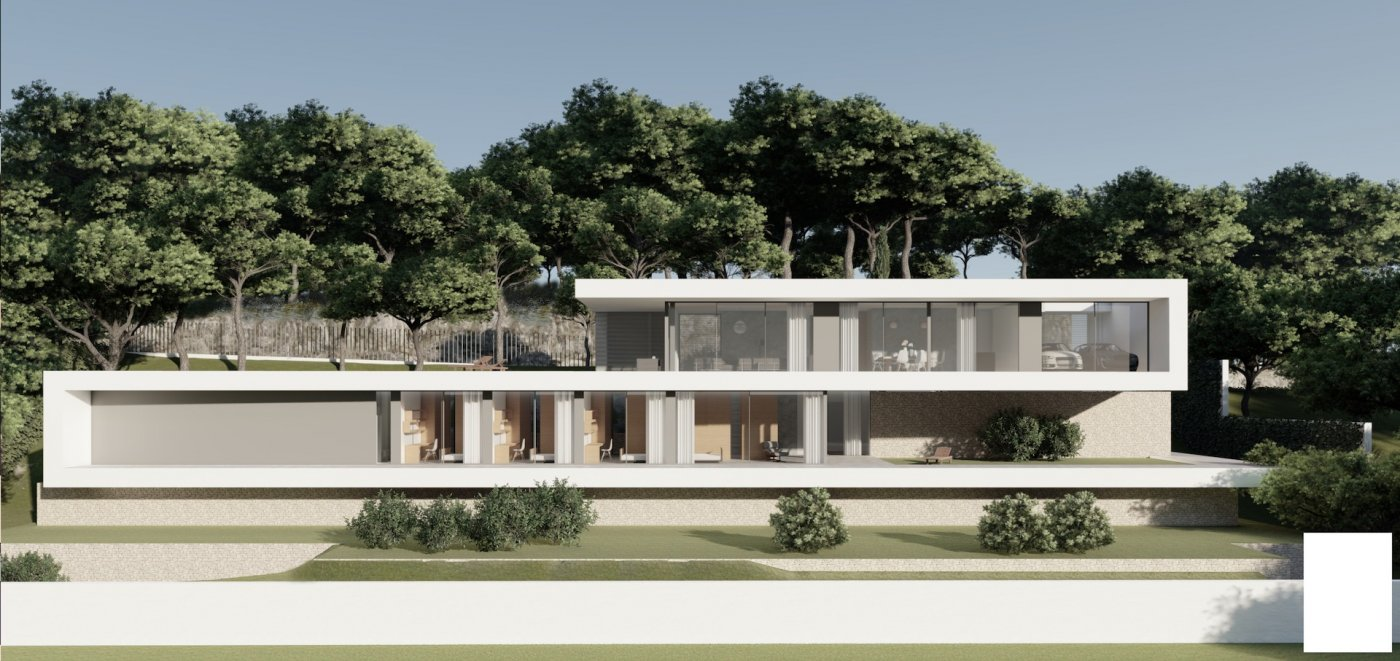 Villa - Under Construction - Piver - Jávea-Xàbia