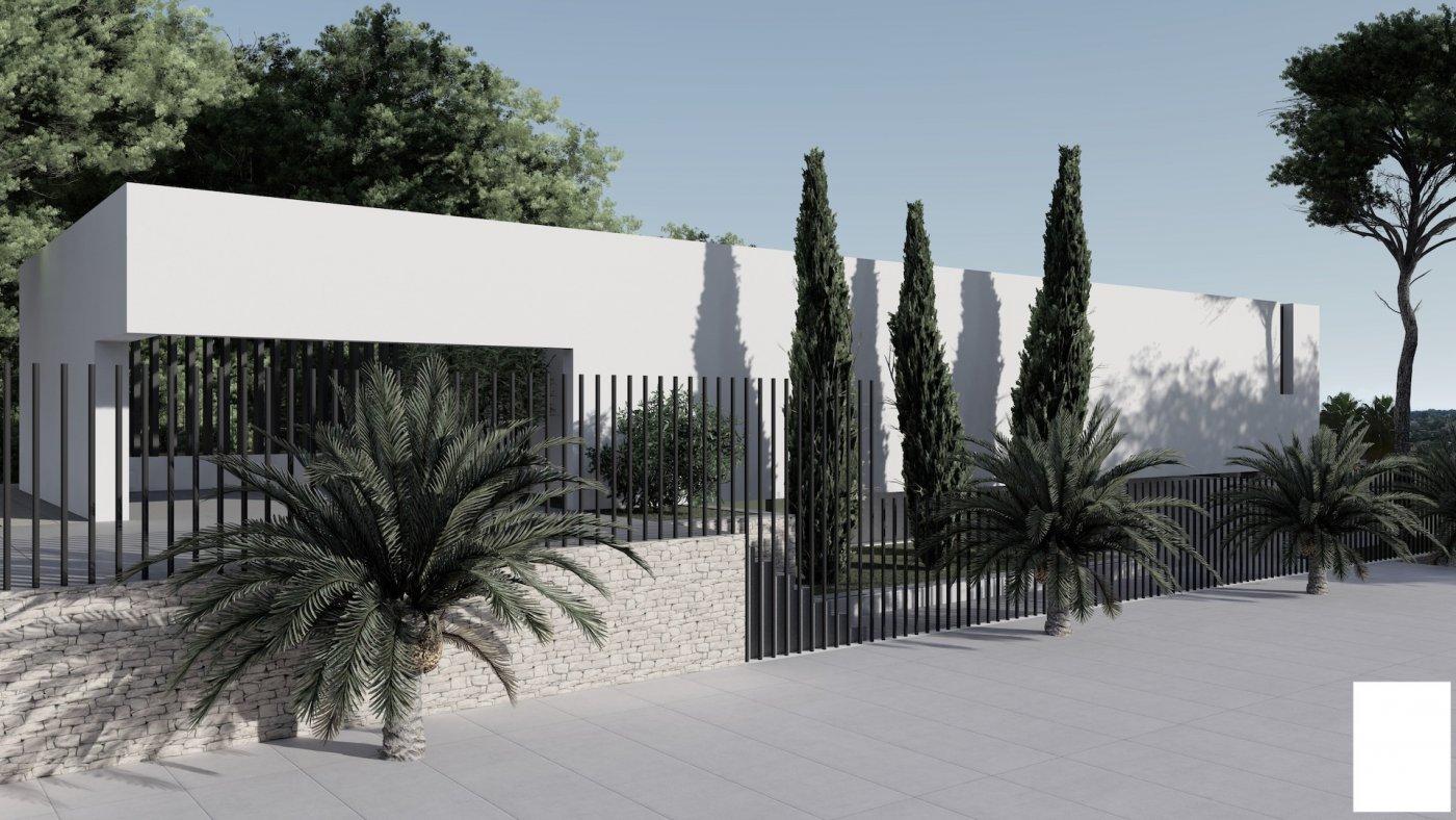 Villa - En Proyecto - Fustera - Benissa