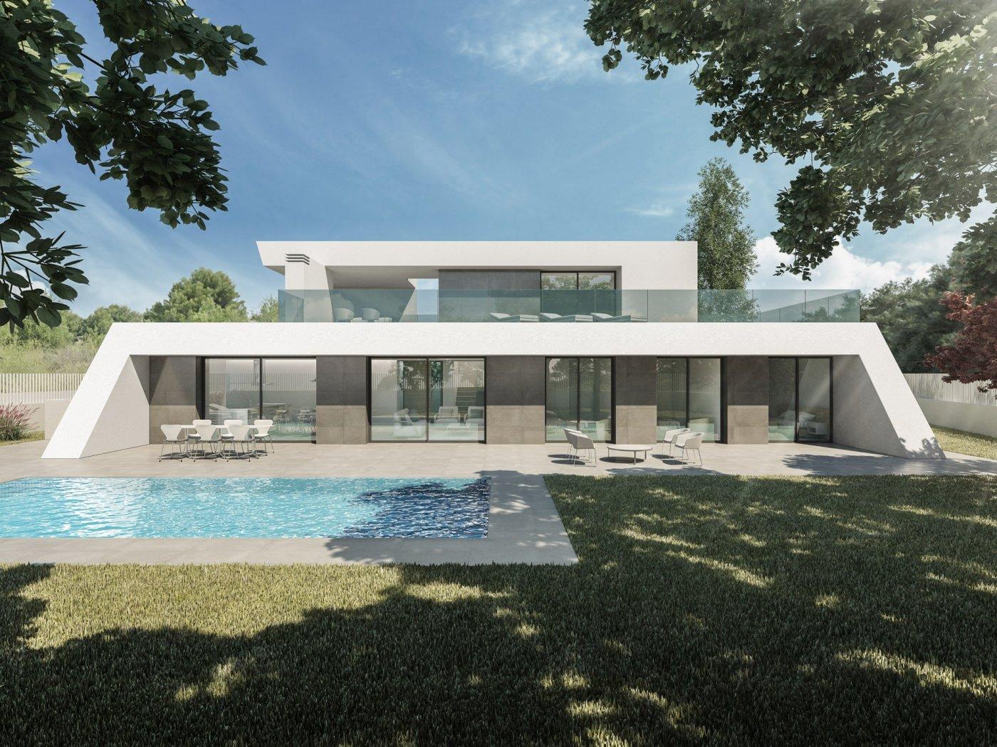 Villa - En Proyecto - Vallesa Park - Calpe