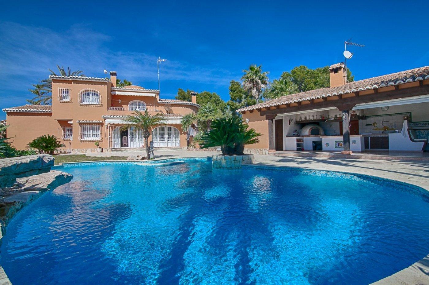 Villa - Ready To Move And Live - San Jaime - Moraira