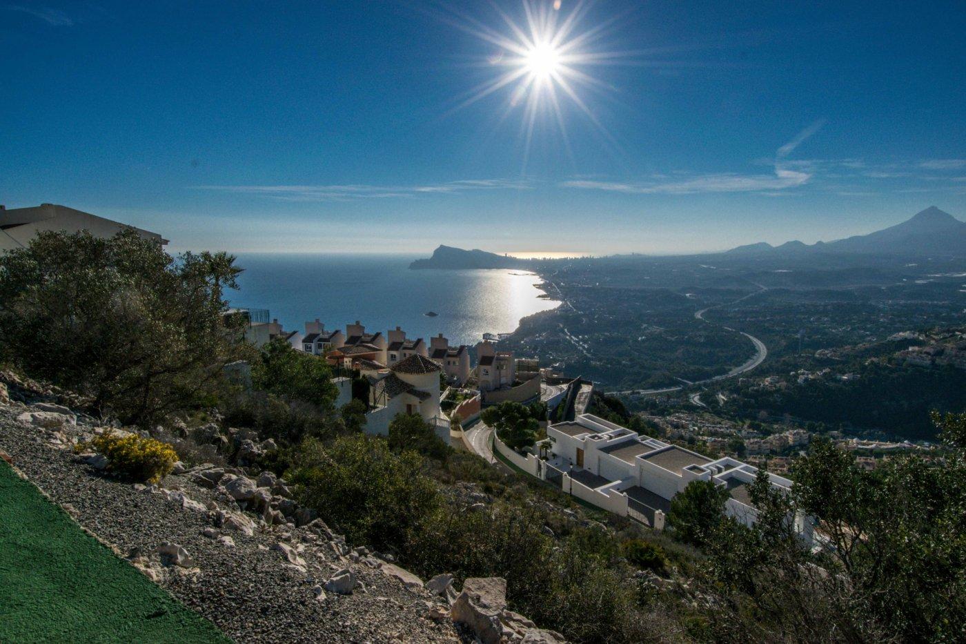 Perceel - En Proyecto - Altea Hills - Altea