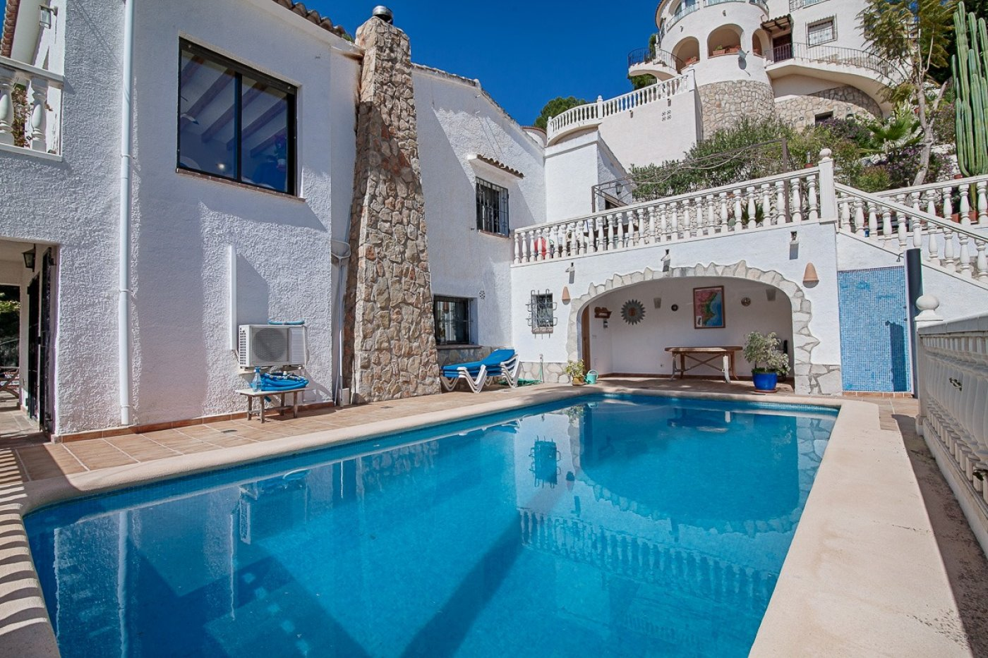 Villa - Ready To Move And Live - Montemar - Benissa