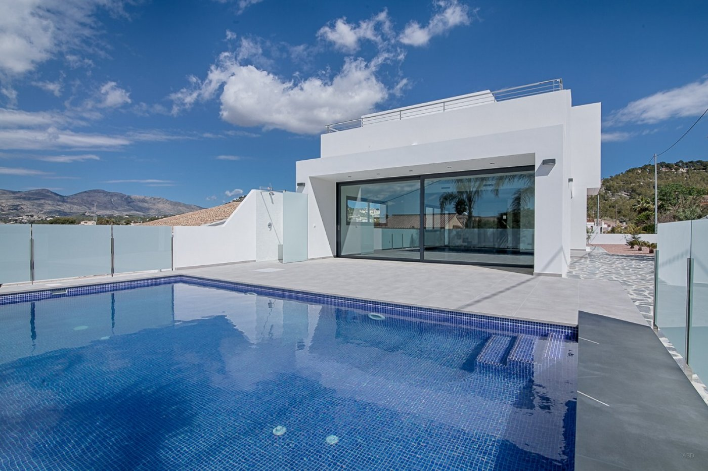 Villa - Nieuwbouw - Cometa - Calpe