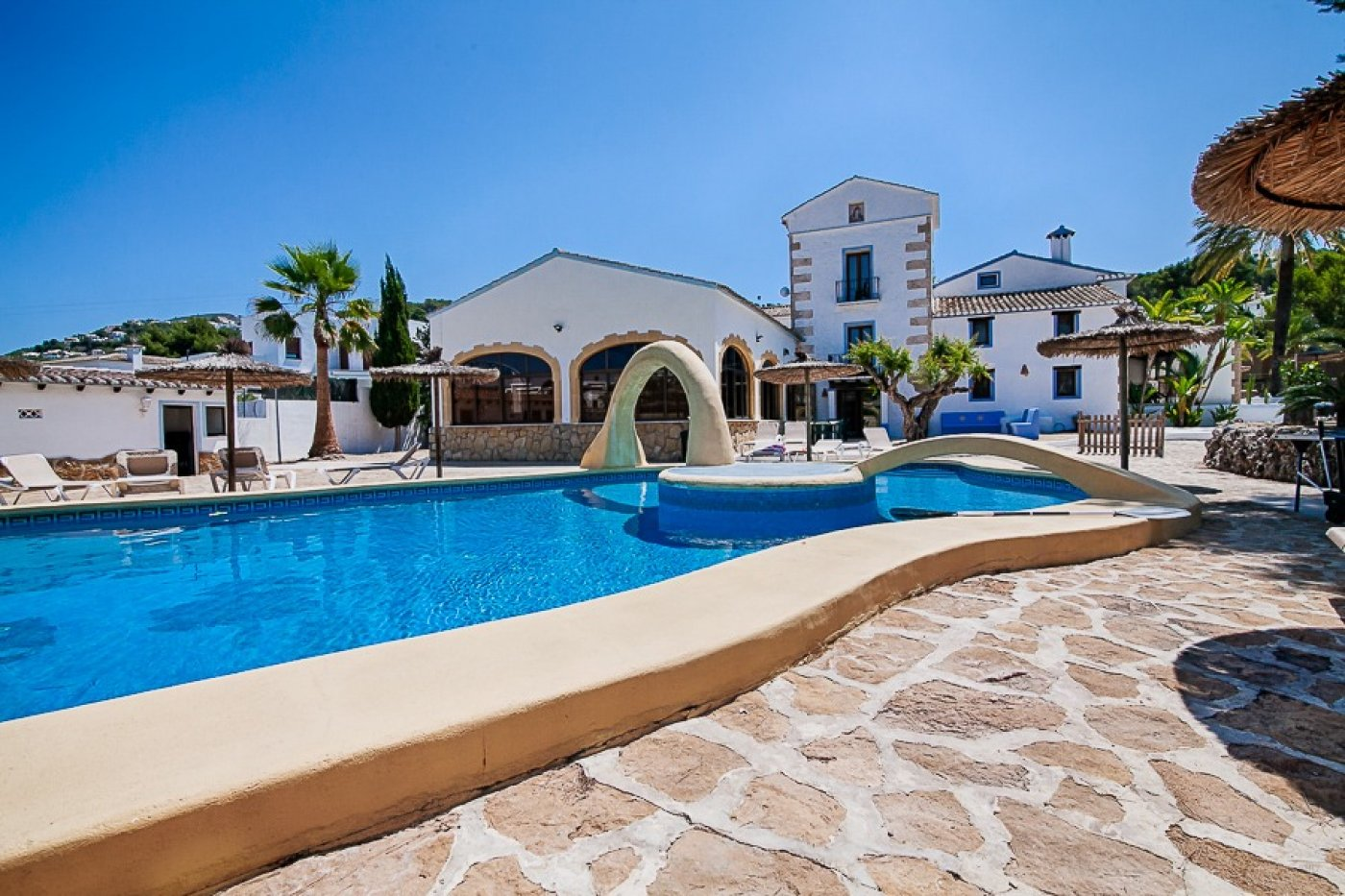 Villa - Ready To Move And Live - Paichi - Moraira