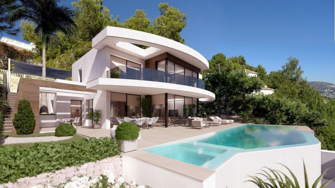 villa en moraira · benimeit 1875000€
