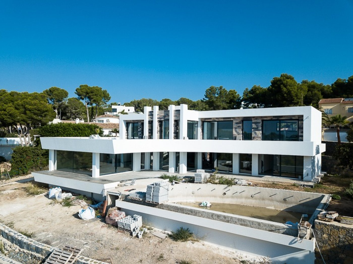 Villa - Under Construction - Fanadix - Benissa