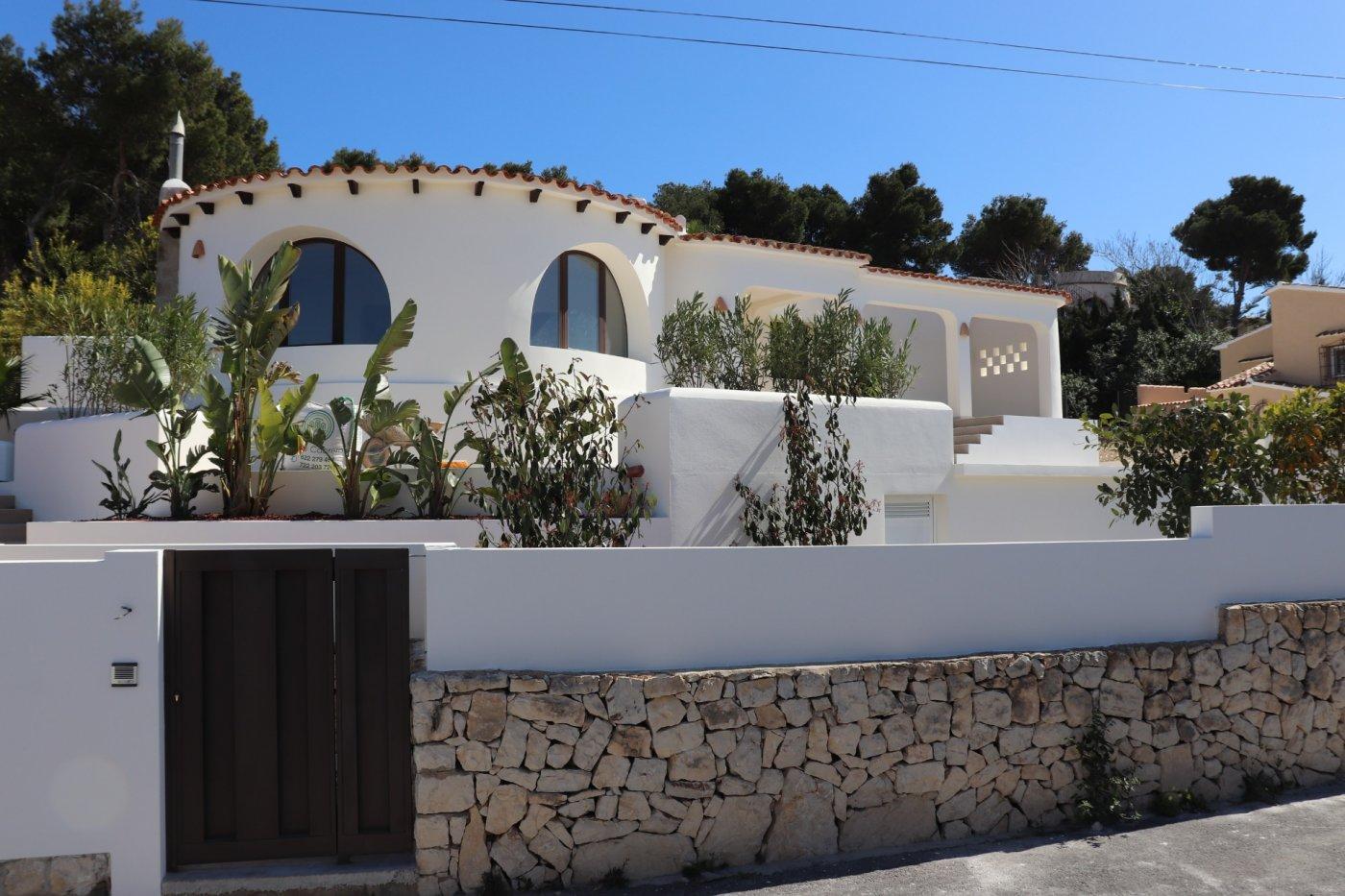 Villa - Ready To Move And Live - Balcon Al Mar - Jávea-Xàbia