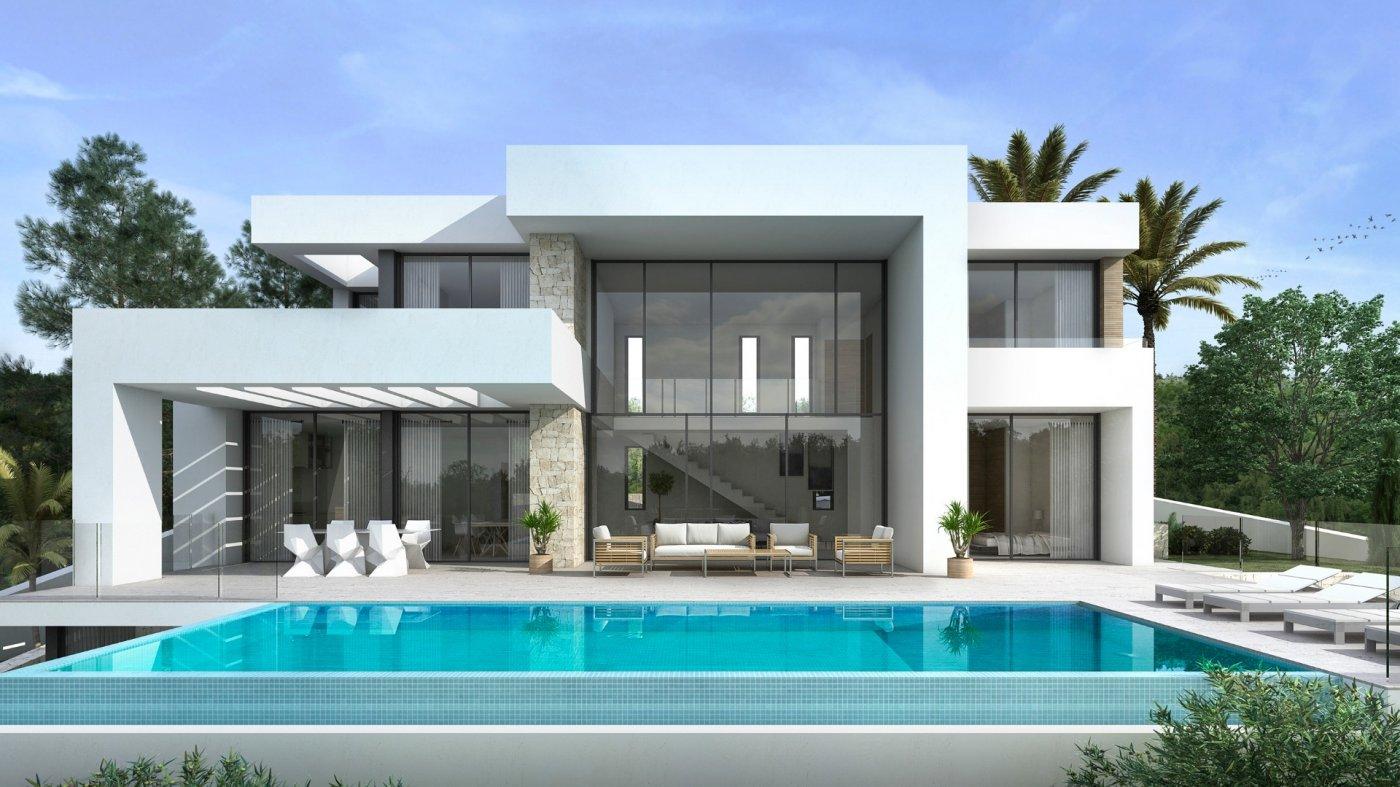 villa en moraira · sol-park 895000€