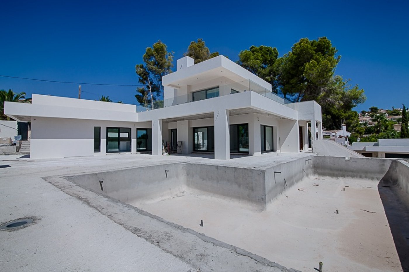 Villa - Under Construction - San Jaime - Moraira