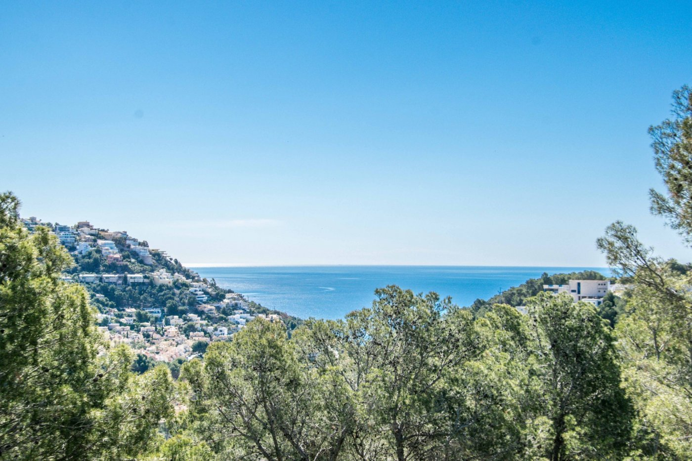 Plot in Altea Altea Hills