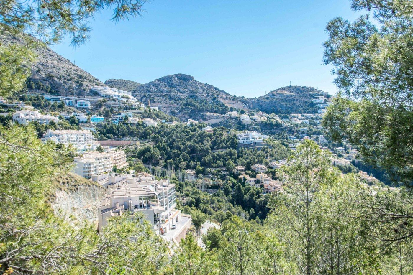 Plot in Altea Altea Hills