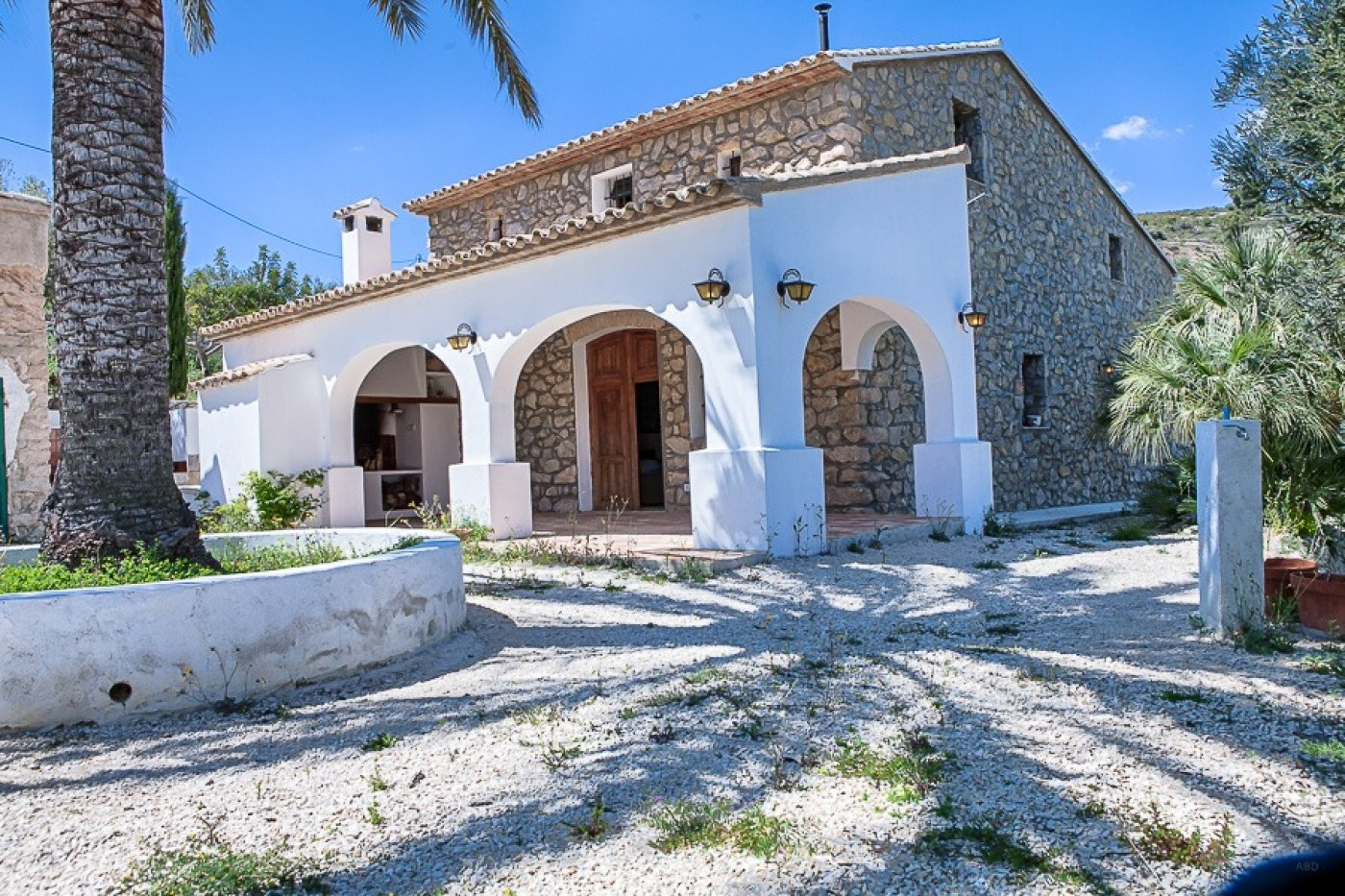 Country House - Ready To Move And Live - Pinos - Benissa