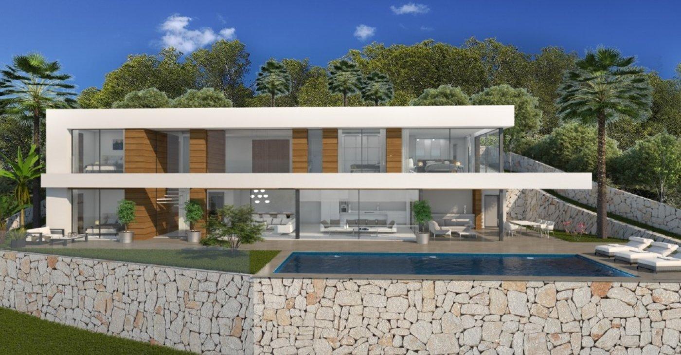 villa en moraira · arnella 1375000€