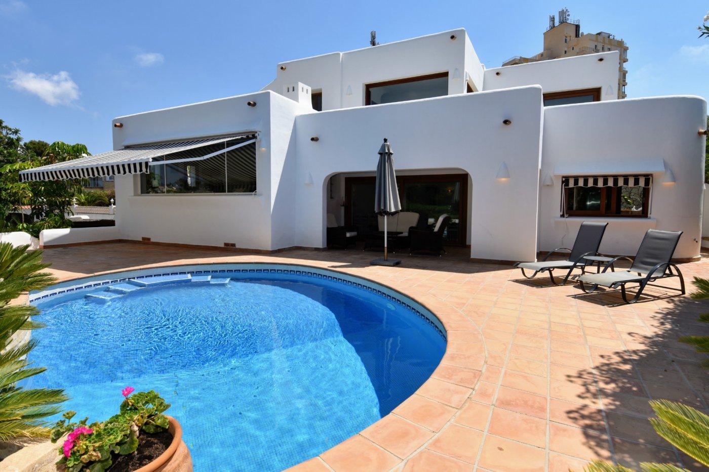 villa en moraira · pla-del-mar 795000€