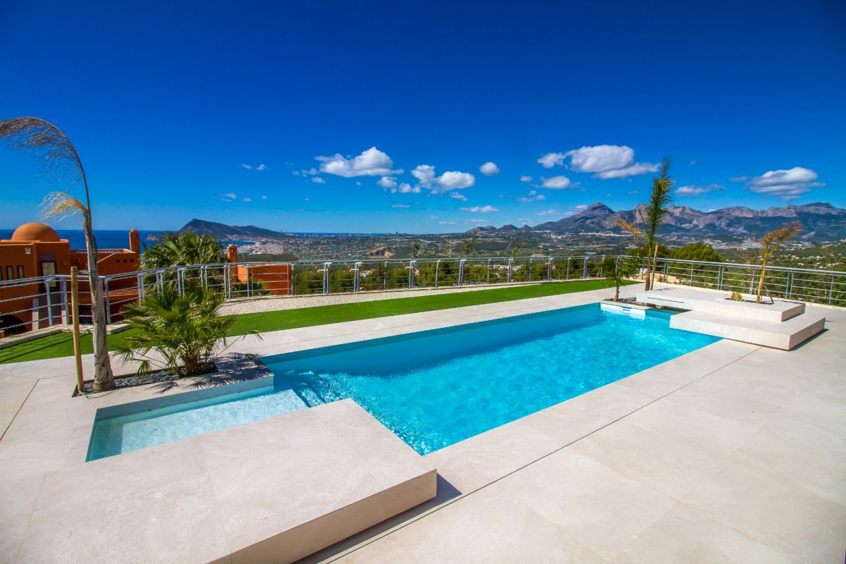 Villa - Ready To Move And Live - Altea - Altea