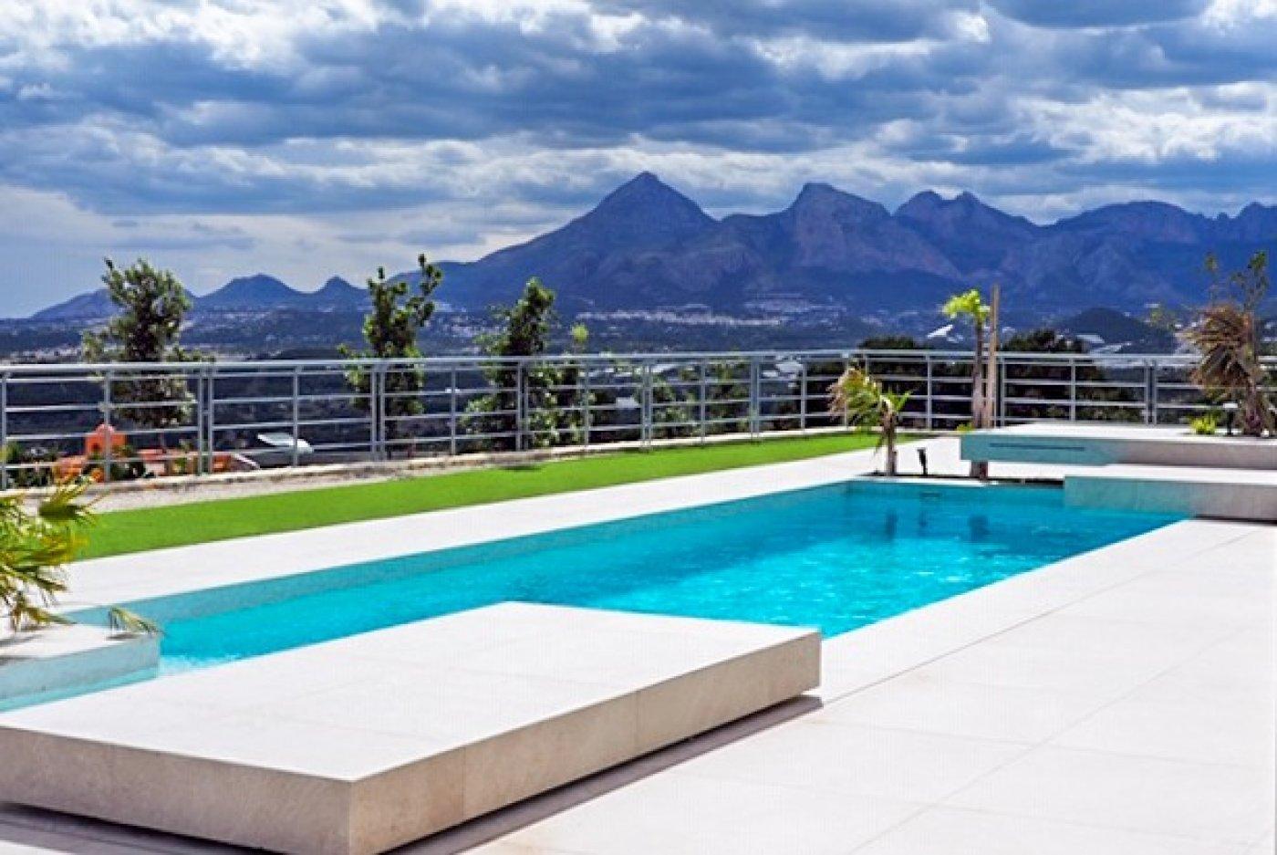 Villa - Ready To Move And Live - Altea - Altea