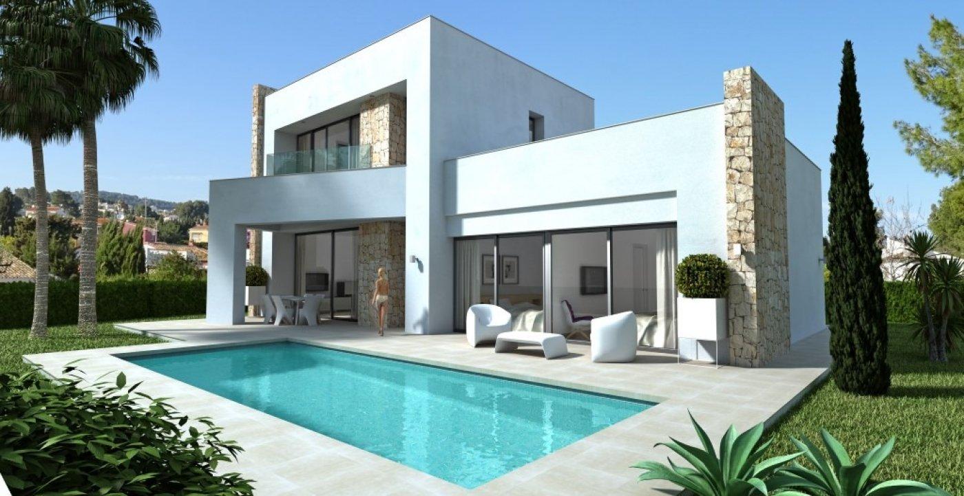 villa en calpe · calpe 649000€