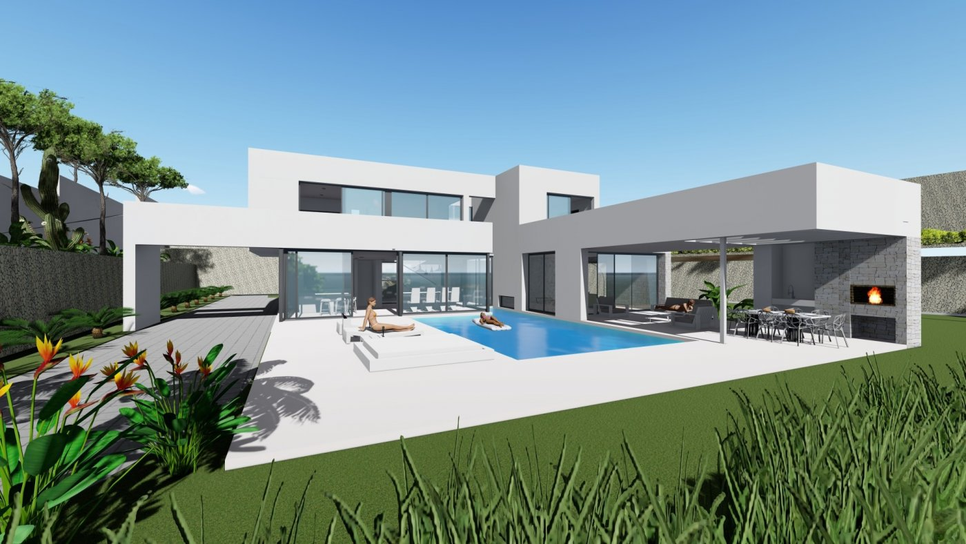 villa en calpe · calpe 1195000€