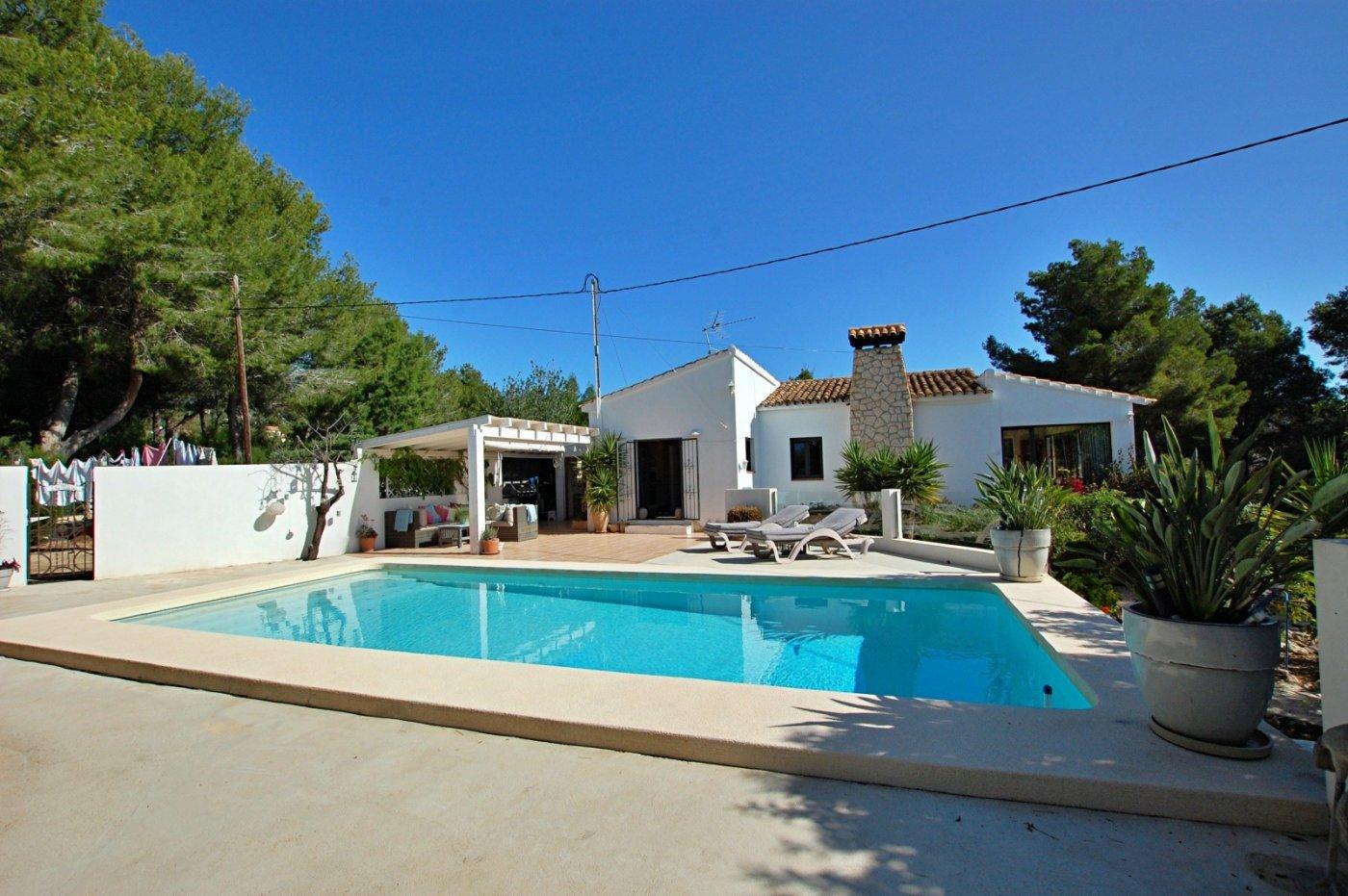 villa en benissa · fanadix 449000€