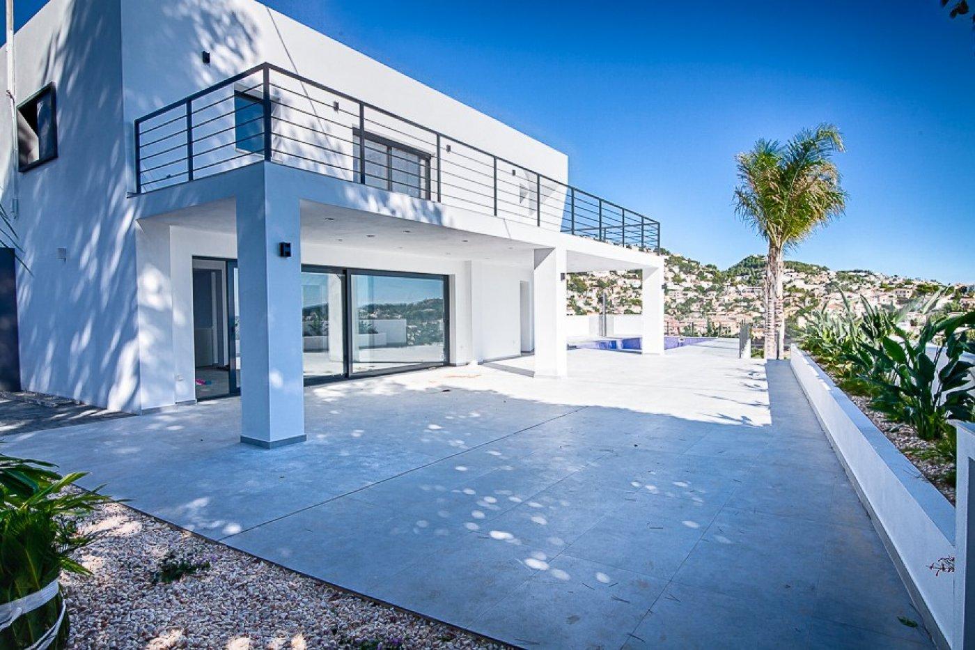 Villa - In Constructie - Buenavista - Benissa