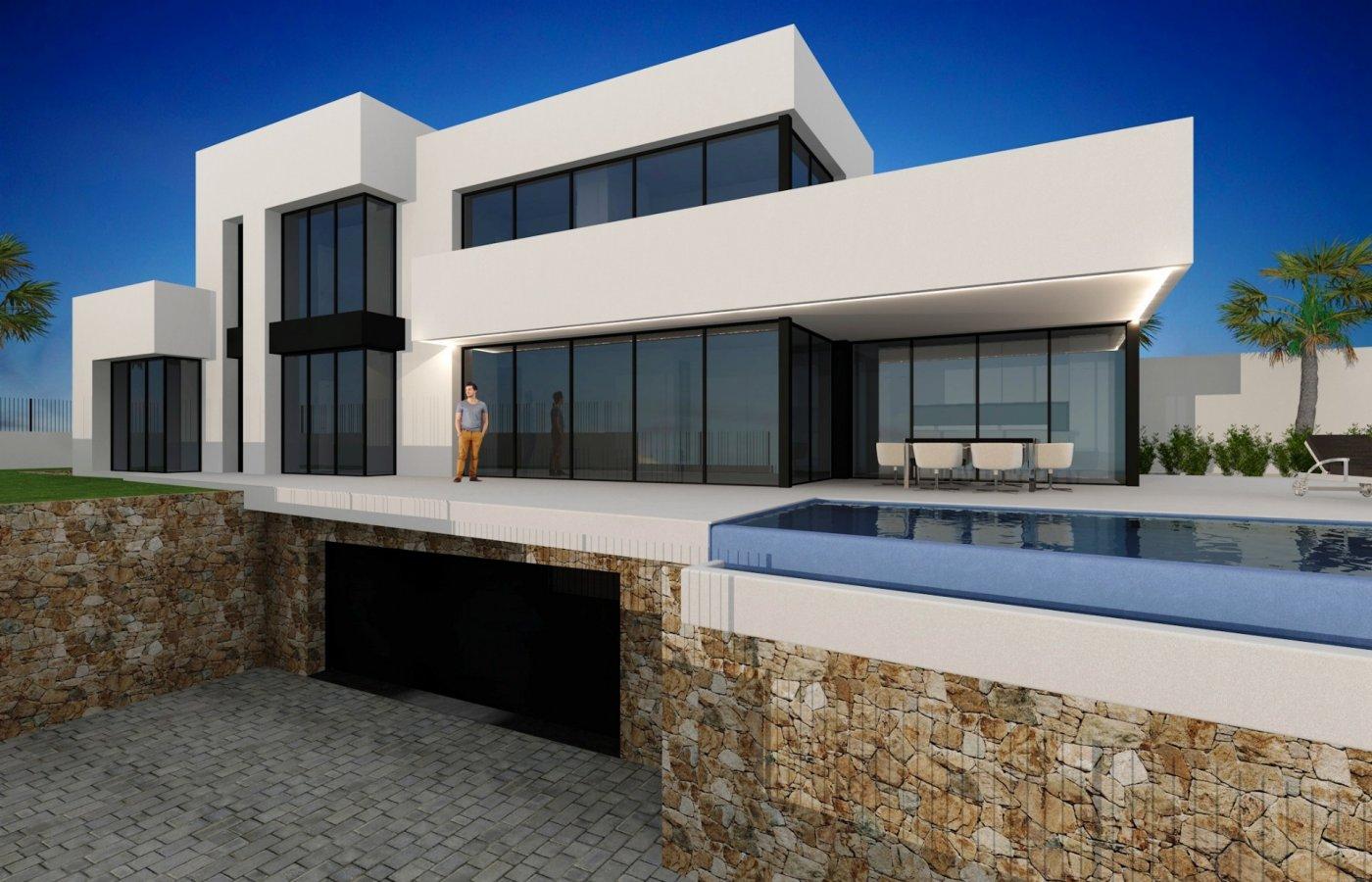villa en moraira · el-portet 2250000€