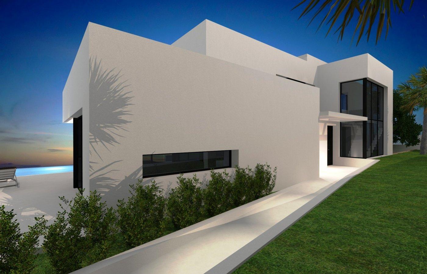 Villa - En Proyecto - El Portet - Moraira