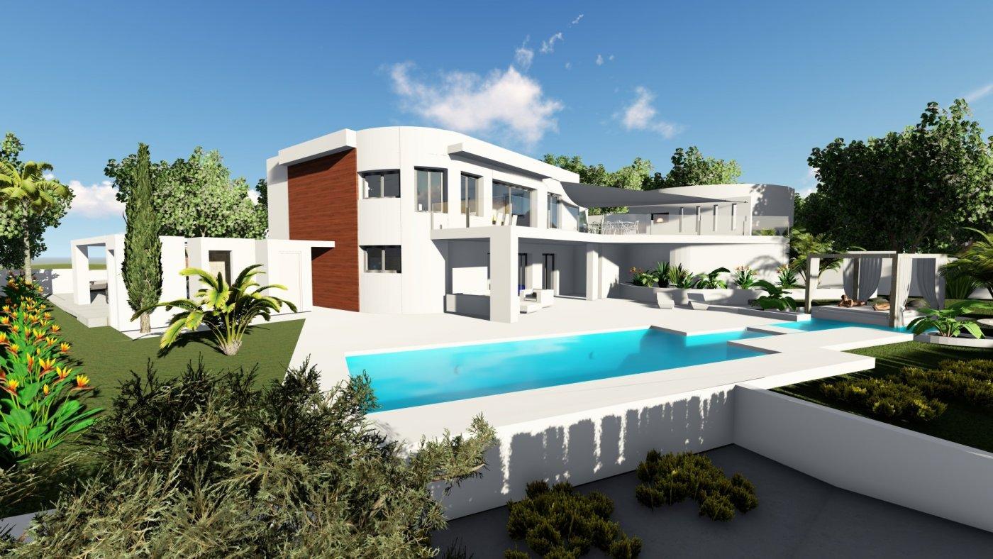 Villa - En Proyecto - Moraira - Moraira