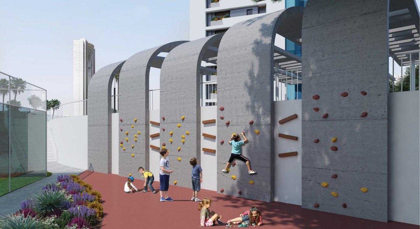 Apartment - Under Construction - Benidorm - Benidorm