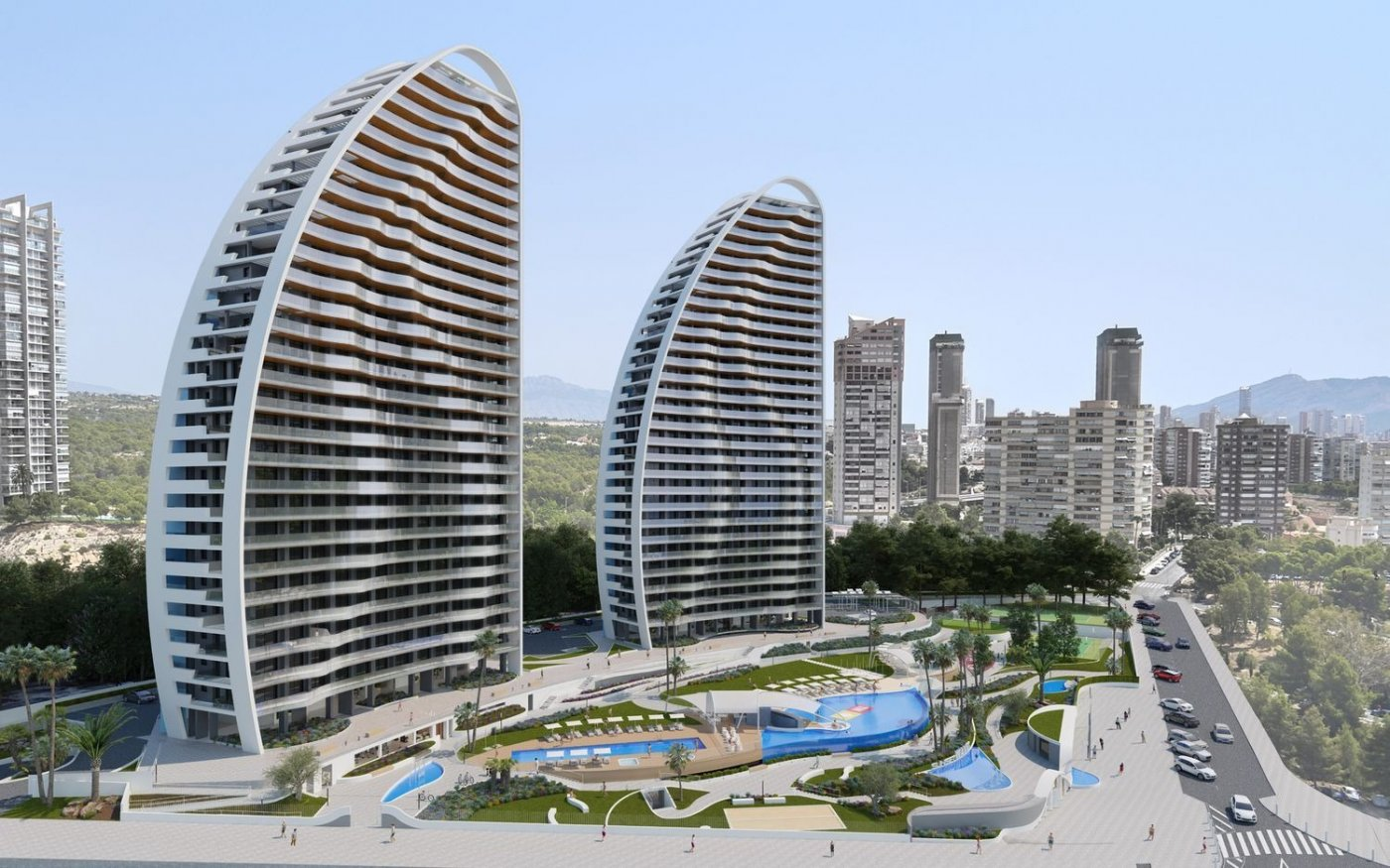 Apartment - Under Construction - Benidorm - Benidorm
