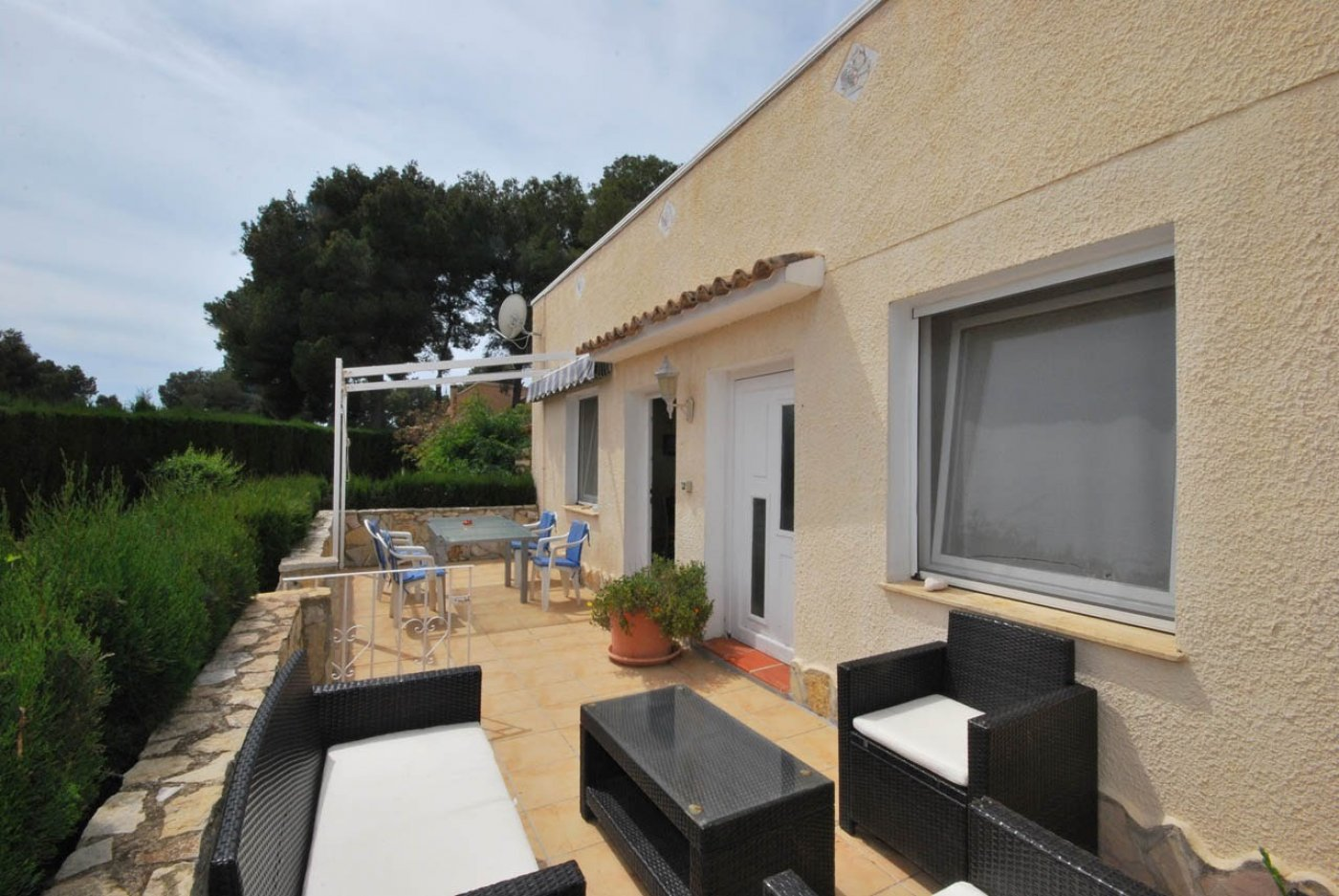 Villa - Ready To Move And Live - Sabatera - Moraira
