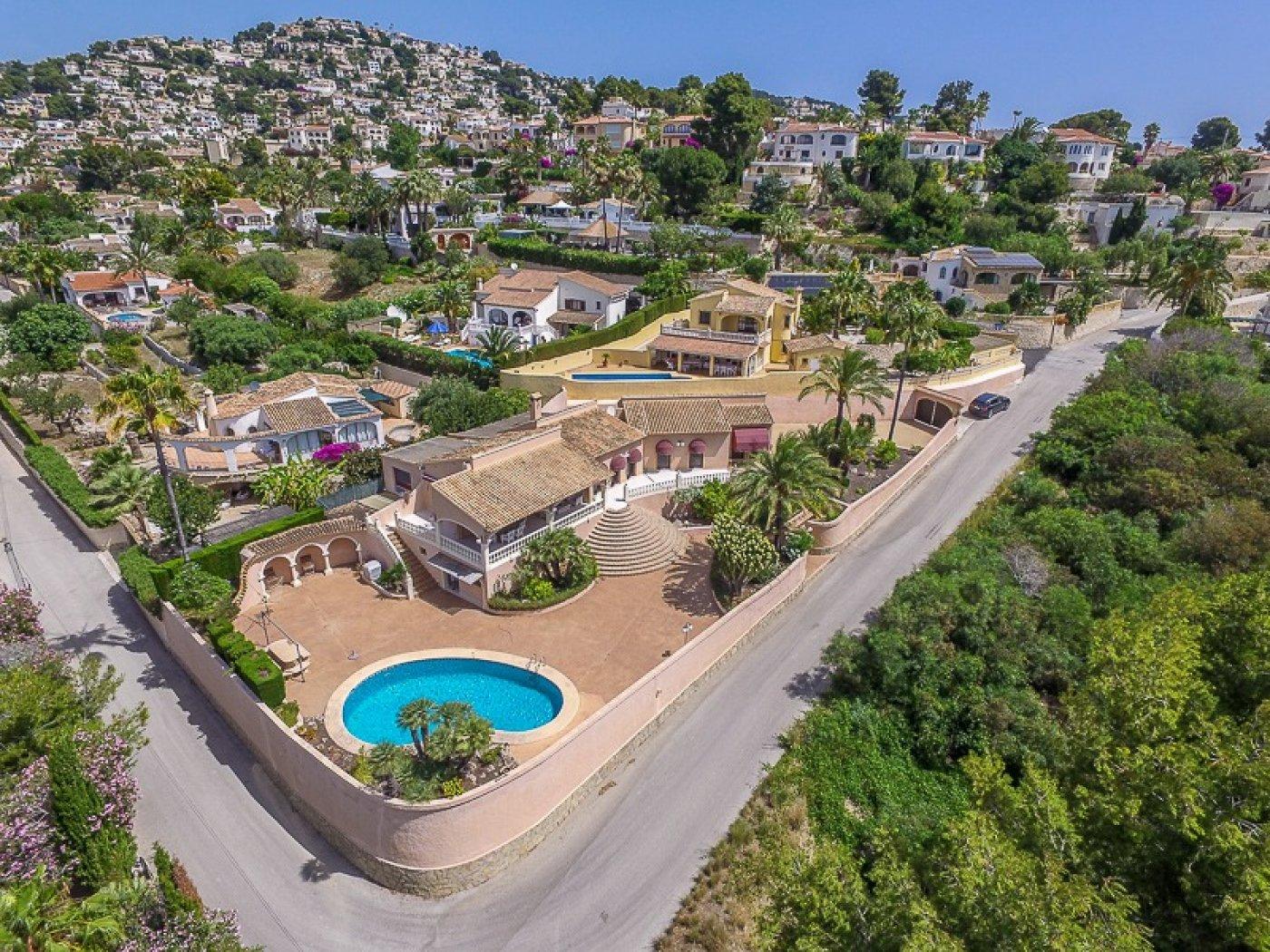 villa en benissa · montemar 475000€