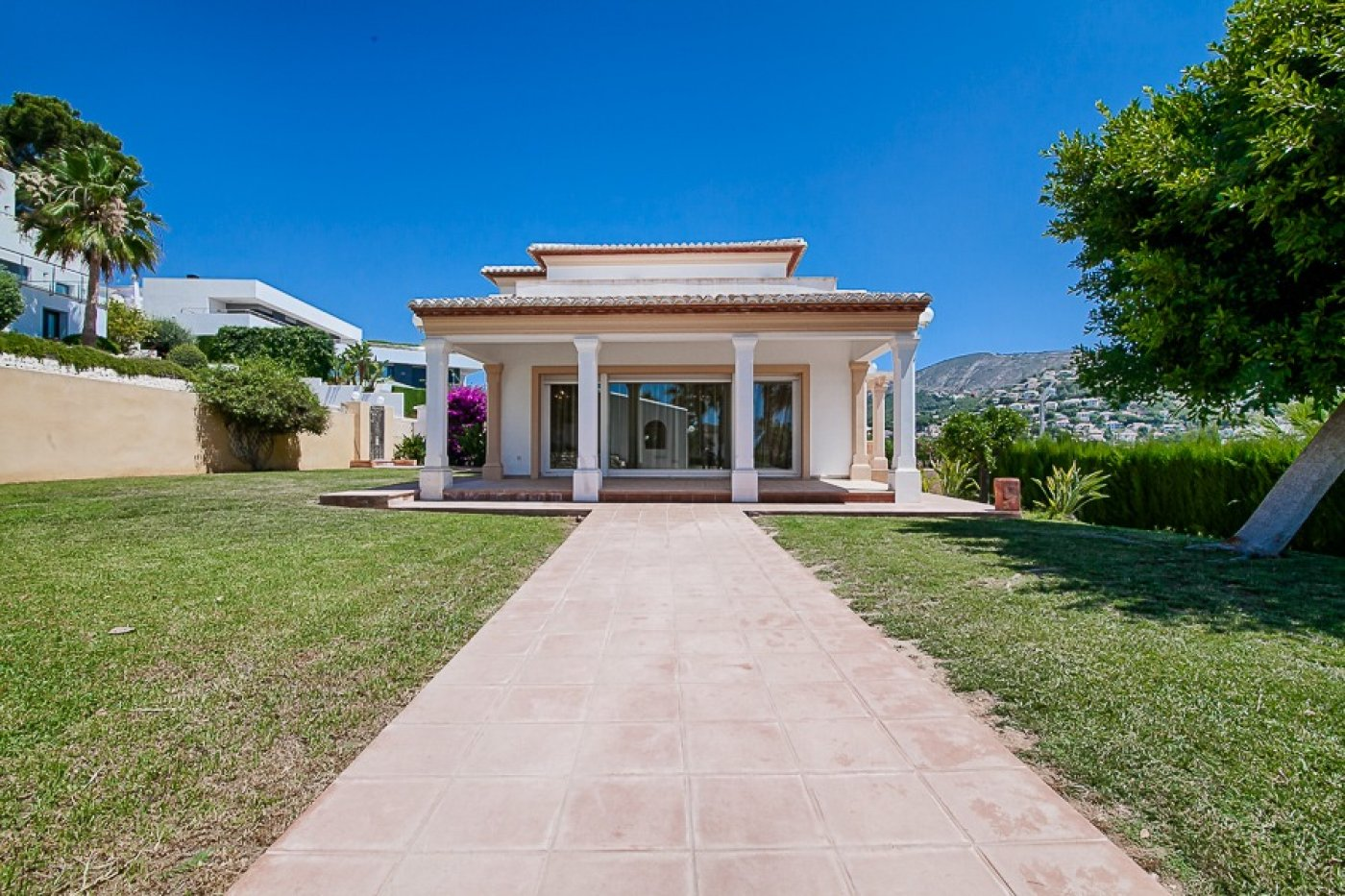 Villa - Ready To Move And Live - Sol Park - Moraira
