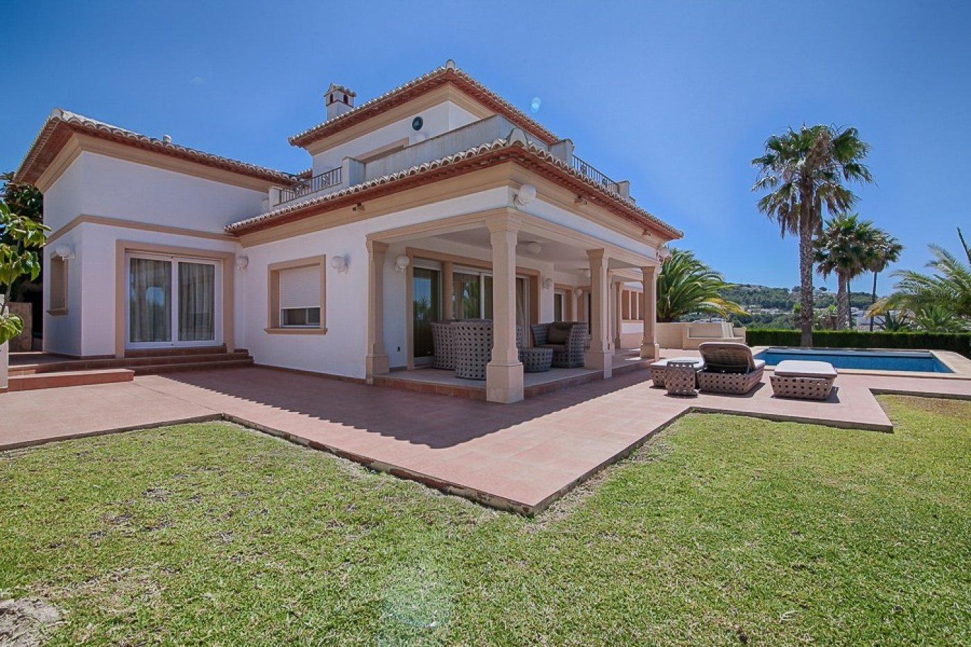 Villa - Ready To Move And Live - Sol Park - Moraira