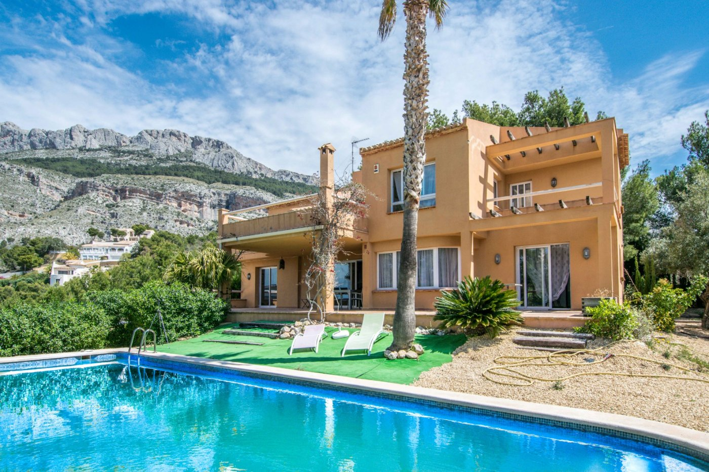 Villa - Enter To Live - Altea - Altea