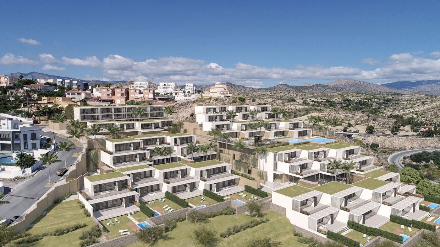 Apartment - Under Construction - Villajoyosa - Villajoyosa