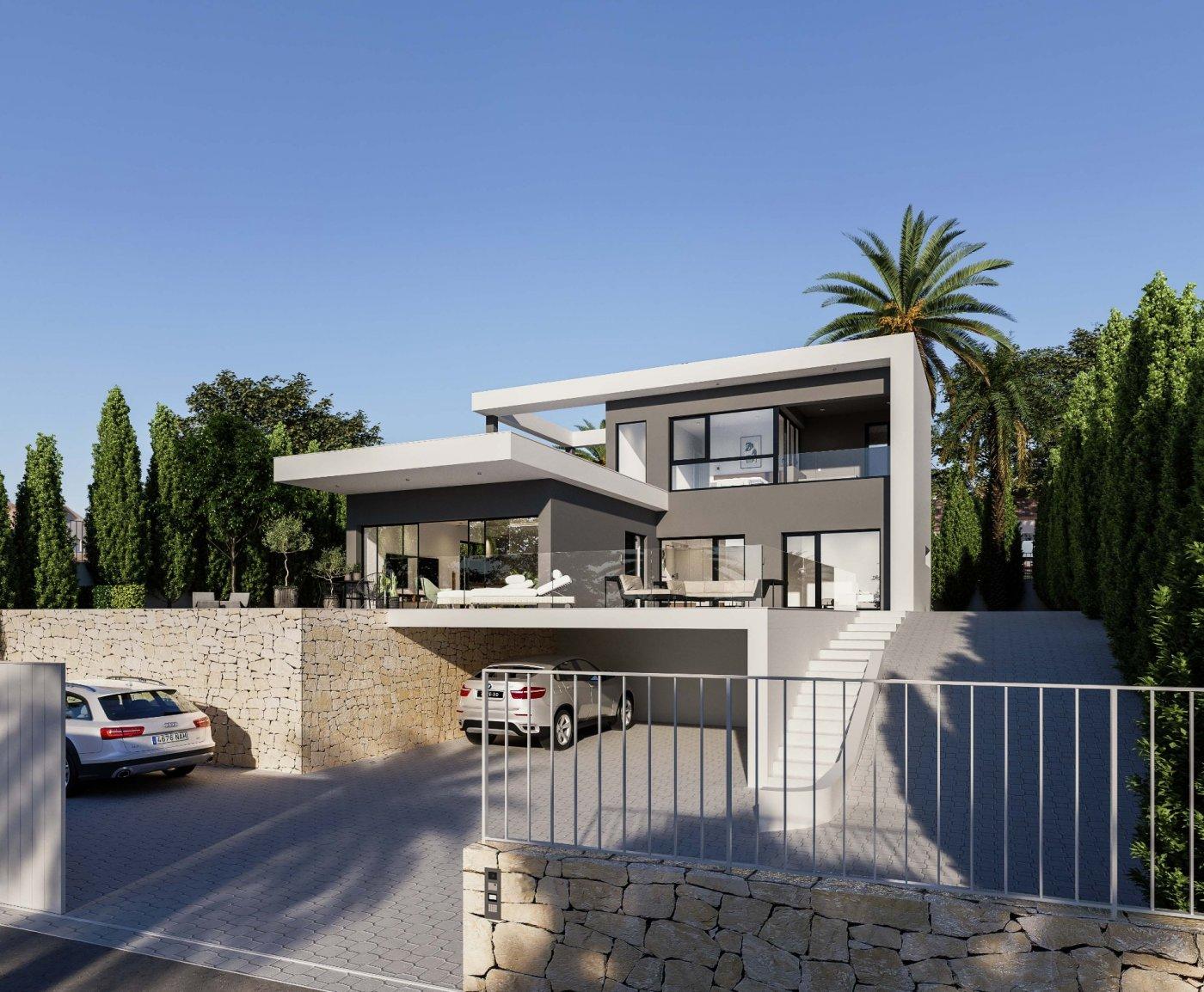 Villa - Under Construction - Calpe - Calpe