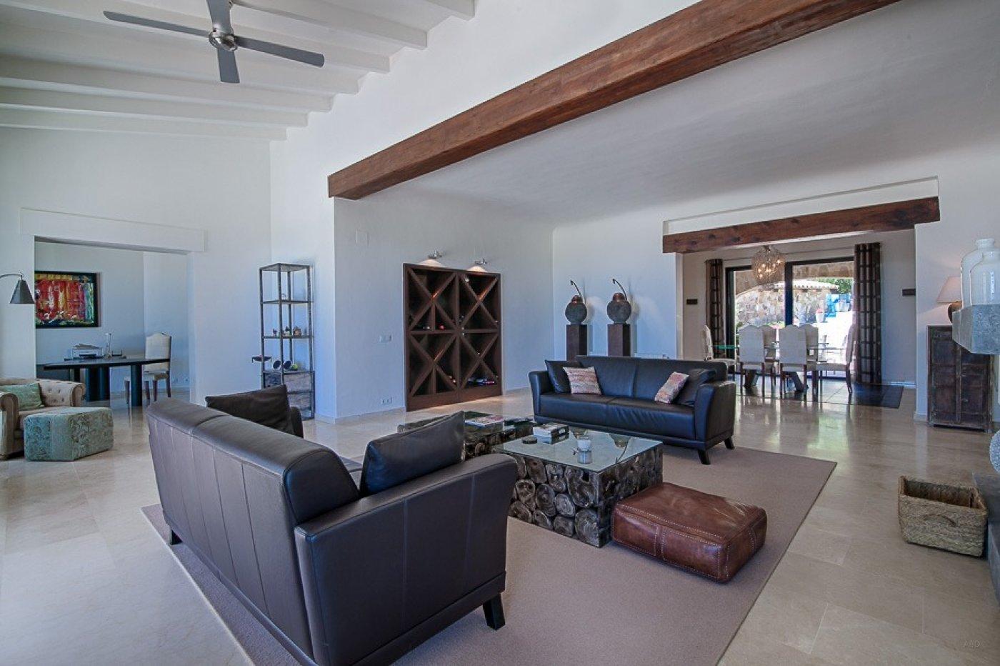 Villa in Benissa Pedramala
