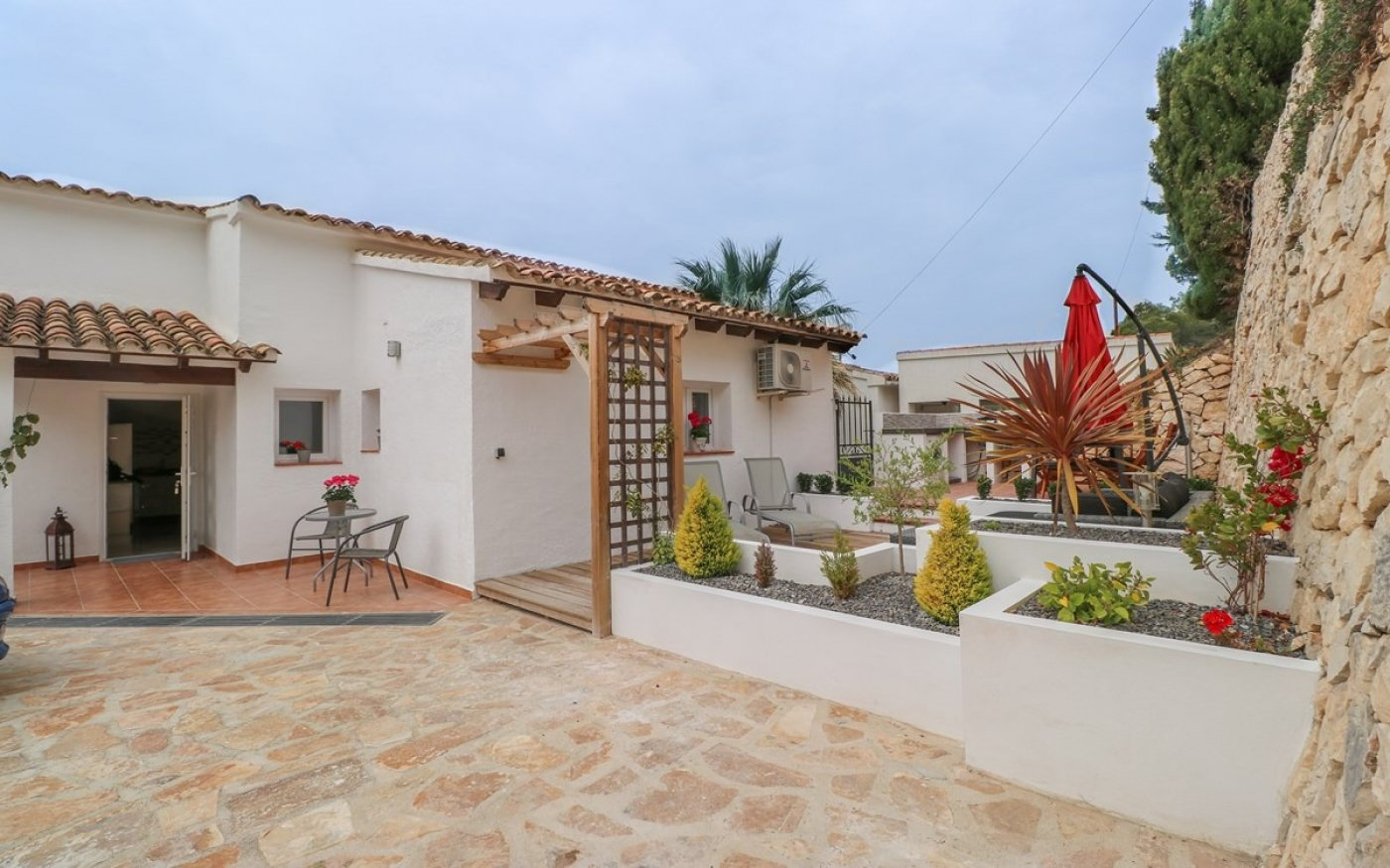 Villa - Ready To Move And Live - Cometa - Moraira
