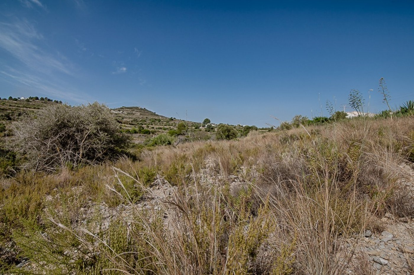 Estate Agents Moraira – Property for sale in Moraira – Plot – Benitachell – Benitachell