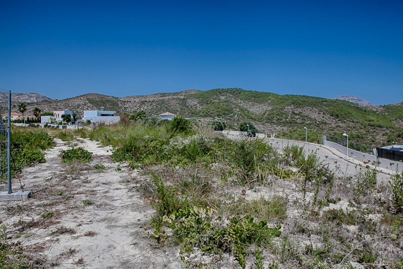 Villa - En Proyecto - Los Molinos - Benitachell