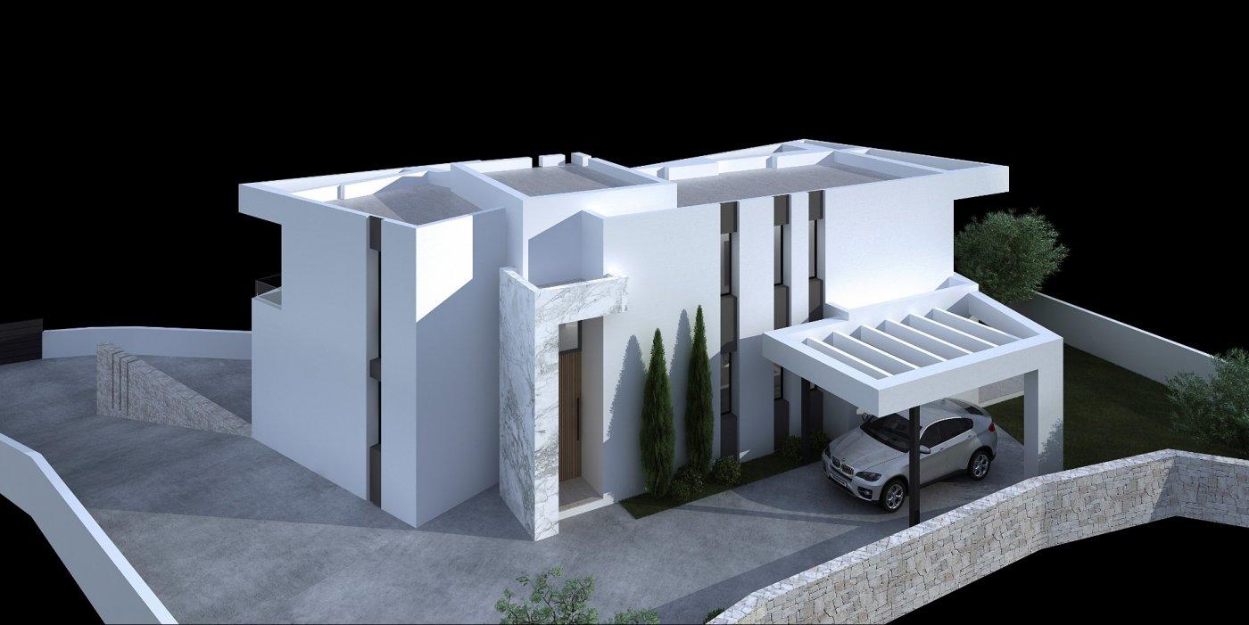 Estate Agents Moraira – Property for sale in Moraira – Villa – Los Molinos – Benitachell