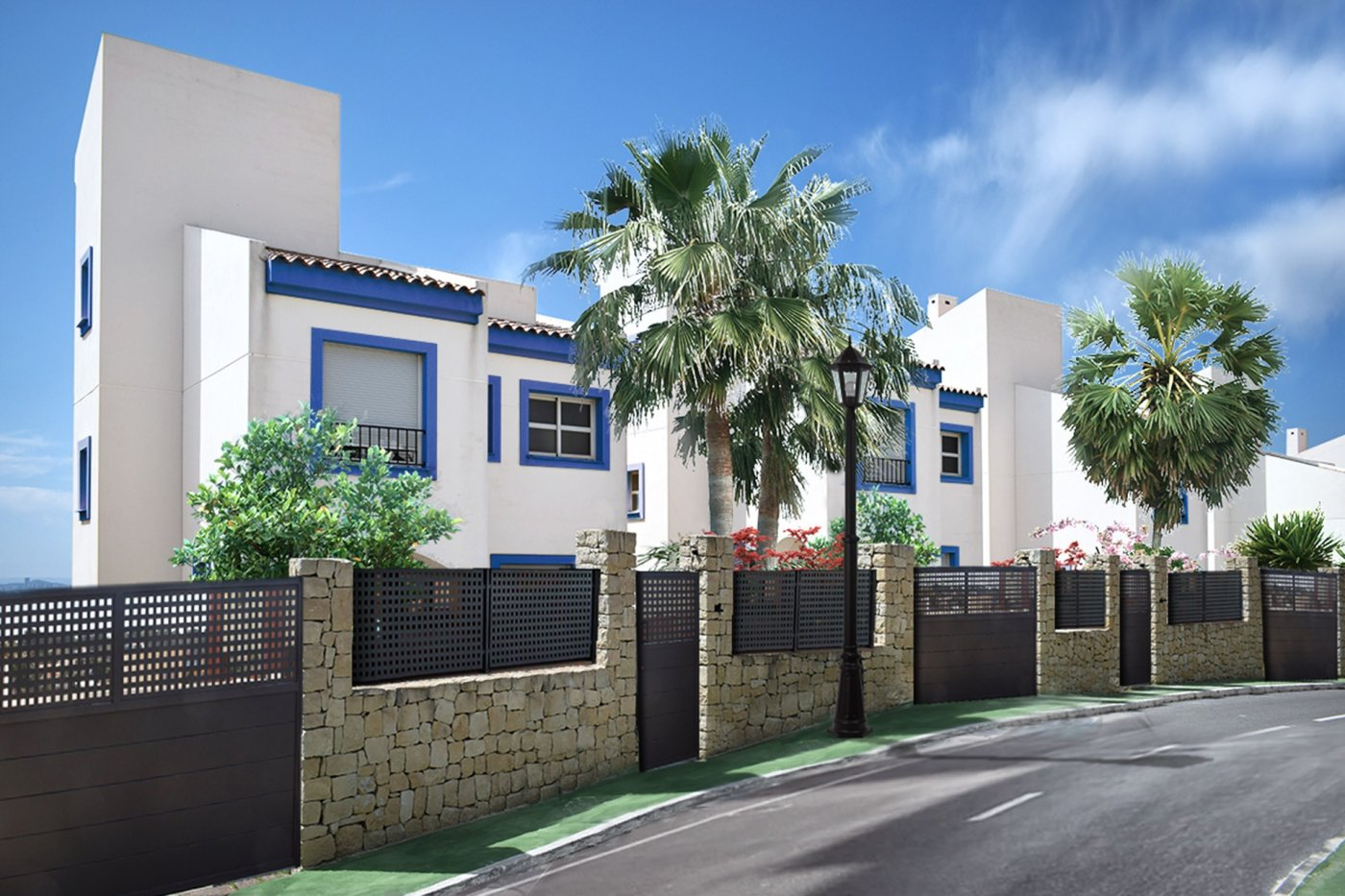 Villa - New Construction - Altea Hills - Altea