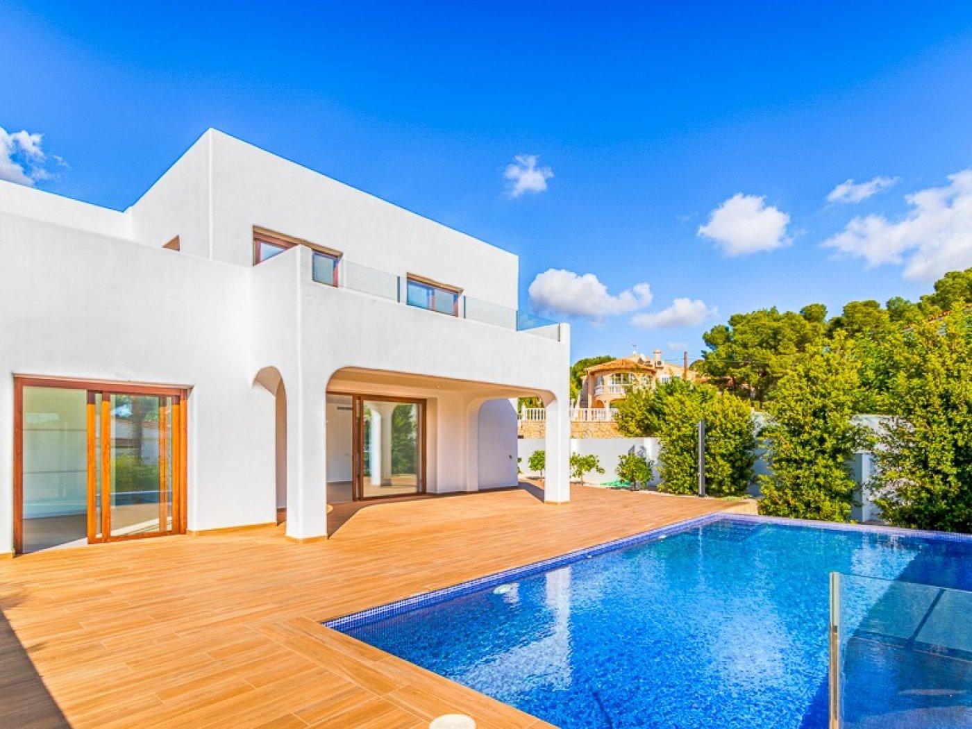 villa en calpe · carrio 625000€