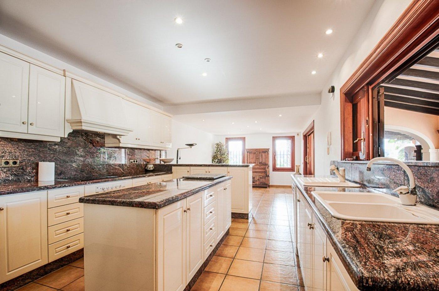 Makelaars Moraira – Huis te koop Moraira – Villa – VINYENT – Benissa