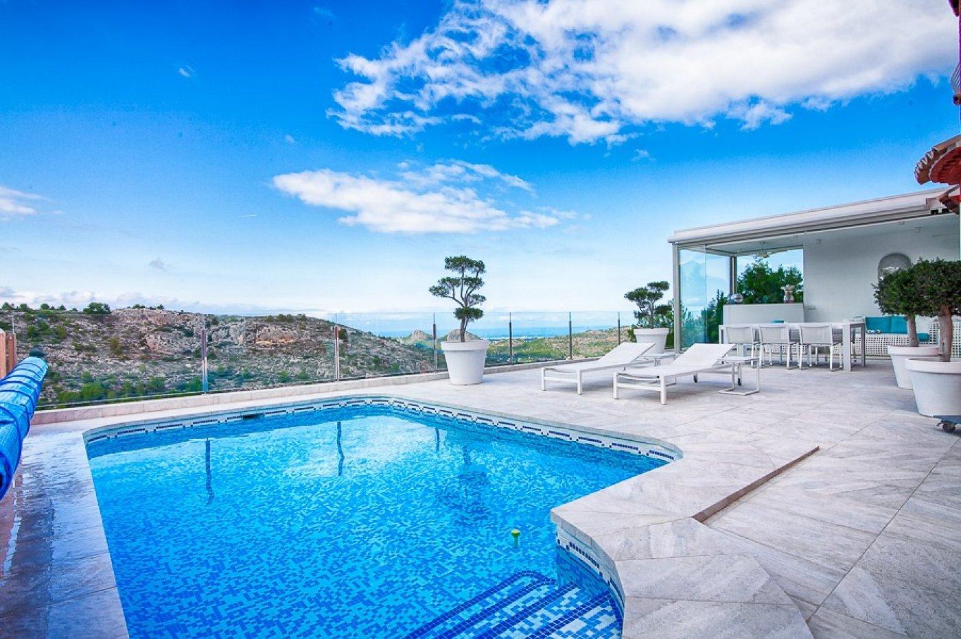 Villa - Klaar Om In Te Wonen - MONTEPEDREGUER - Pedreguer