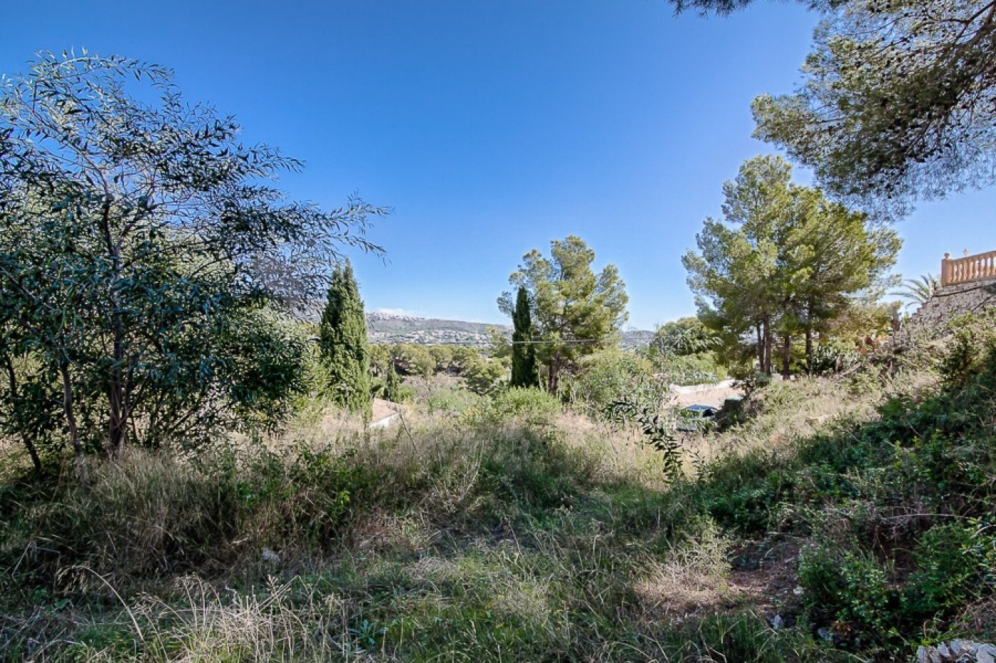 Estate Agents Moraira – Property for sale in Moraira – Plot – Benimeit – Moraira