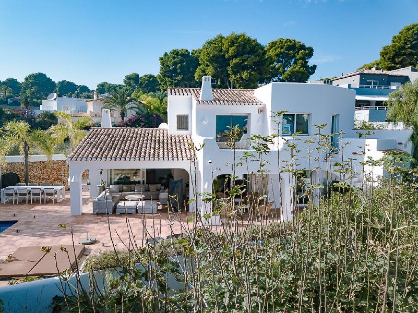 villa en moraira · cometa 948000€